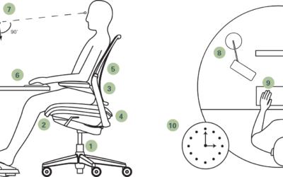 ofis sandalyesi seçimi